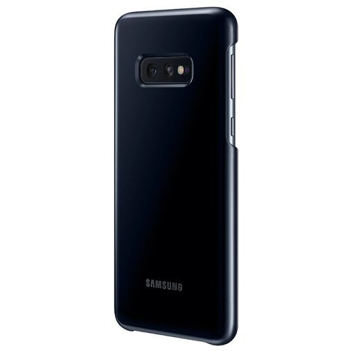 Produktimage des Samsung LED Cover Schwarz Galaxy S10e