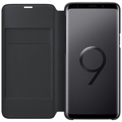 Productafbeelding van de Samsung LED View Cover Black Galaxy S9