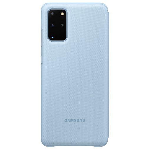 Productafbeelding van de Samsung LED View Cover Blue Galaxy S20+