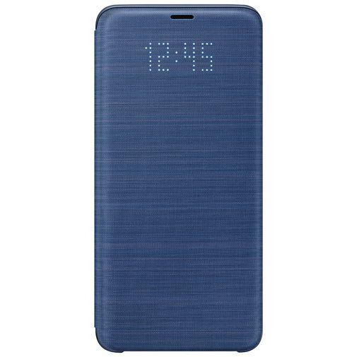 Productafbeelding van de Samsung LED View Cover Blue Galaxy S9+