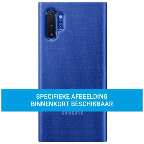 Productafbeelding van de Samsung LED View Cover Blue Galaxy S20 Ultra