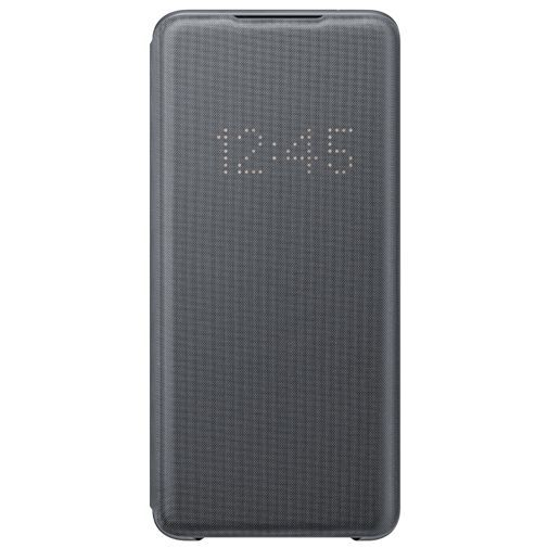 Productafbeelding van de Samsung LED View Cover Grey Galaxy S20 Ultra