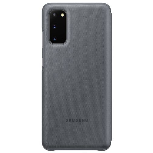 Productafbeelding van de Samsung LED View Cover Grey Galaxy S20