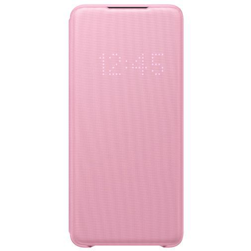 Productafbeelding van de Samsung LED View Cover Pink Galaxy S20+