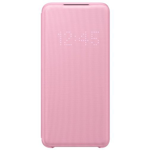Productafbeelding van de Samsung LED View Cover Pink Galaxy S20