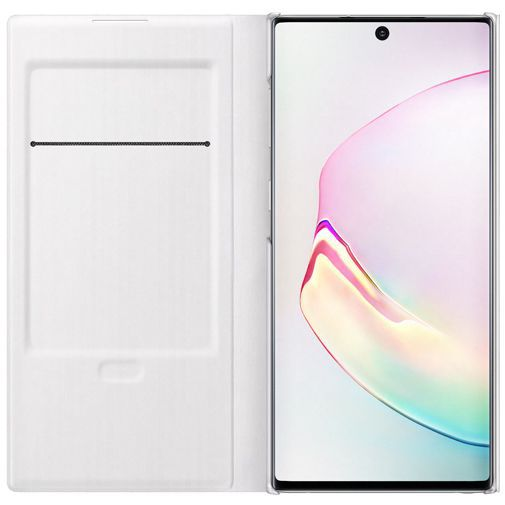 Produktimage des Samsung LED View Cover Weiß Galaxy Note 10