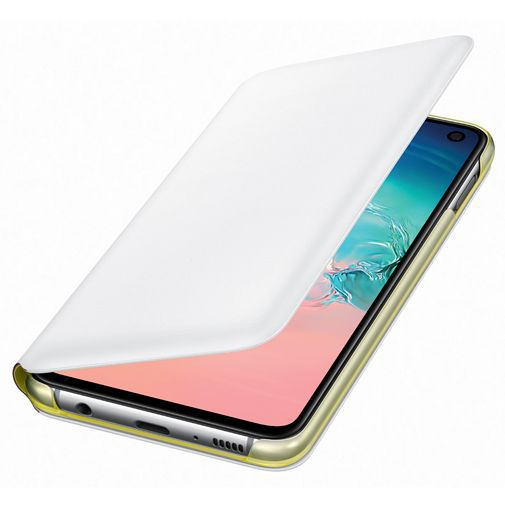 Productafbeelding van de Samsung LED View Cover White Galaxy S10e