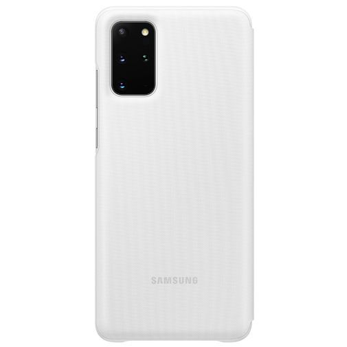 Produktimage des Samsung LED View Cover Weiß Galaxy S20+