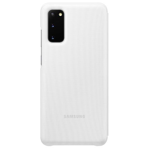 Productafbeelding van de Samsung LED View Cover White Galaxy S20
