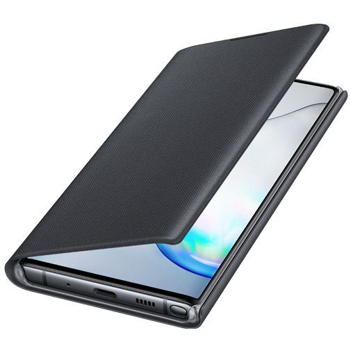 Productafbeelding van de Samsung LED View Cover Black Galaxy Note 10