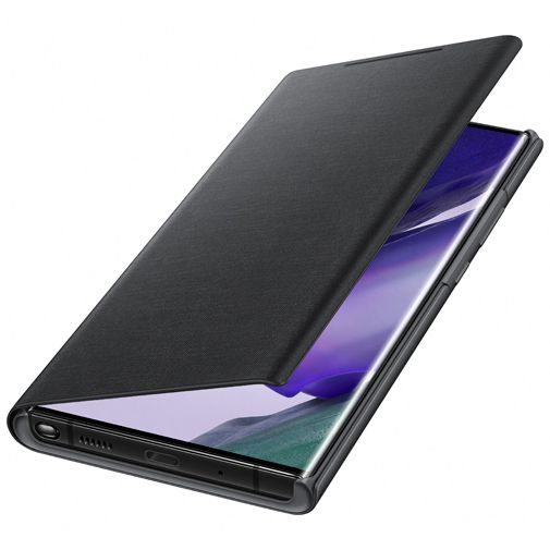 Productafbeelding van de Samsung LED View Cover Black Galaxy Note 20 Ultra