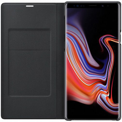 Produktimage des Samsung LED View Cover Schwarz Samsung Galaxy Note 9