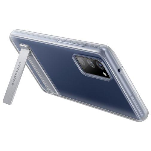 Productafbeelding van de Samsung PC Protective Standing Cover Samsung Galaxy S20 FE Transparant