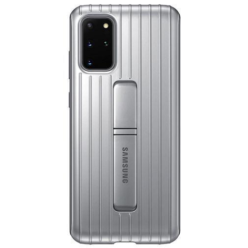 Productafbeelding van de Samsung Protective Standing Cover Silver Galaxy S20+