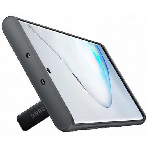 Produktimage des Samsung Protective Standing Cover Schwarz Galaxy Note 10+