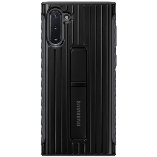 Productafbeelding van de Samsung Protective Standing Cover Black Galaxy Note 10