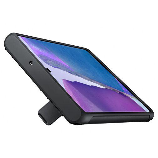 Productafbeelding van de Samsung Protective Standing Cover Black Galaxy Note 20