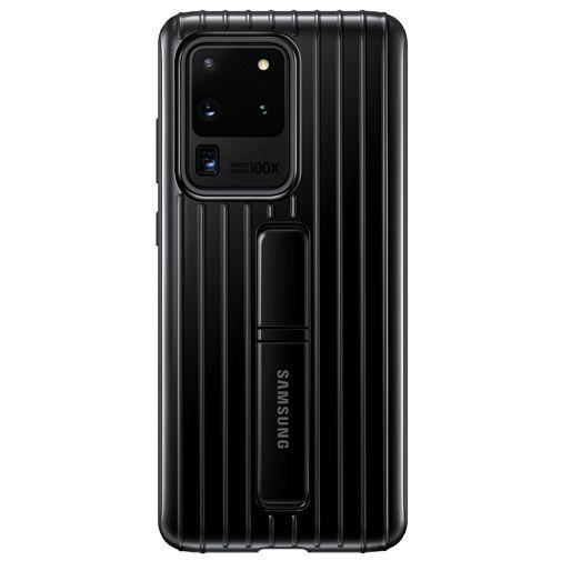 Productafbeelding van de Samsung Protective Standing Cover Black Galaxy S20 Ultra