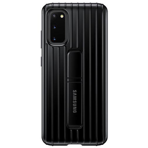 Productafbeelding van de Samsung Protective Standing Cover Black Galaxy S20