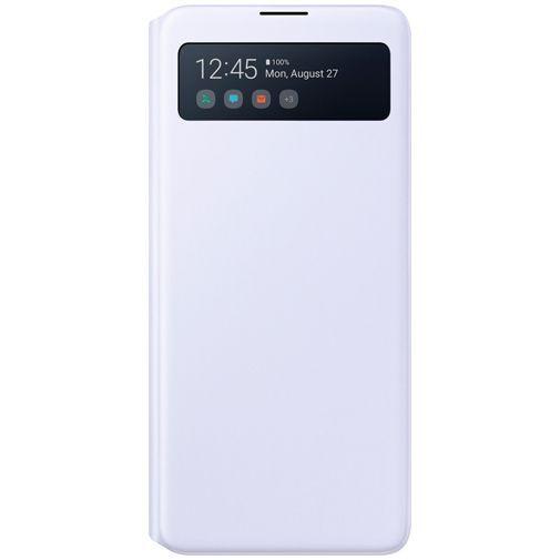 Produktimage des Samsung S View Wallet Case Weiß Galaxy Note 10 Lite
