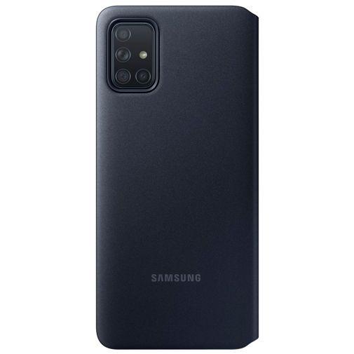 Productafbeelding van de Samsung S View Wallet Cover Black Galaxy A71