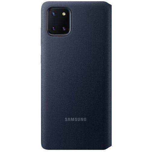 Productafbeelding van de Samsung S View Wallet Cover Black Galaxy Note 10 Lite