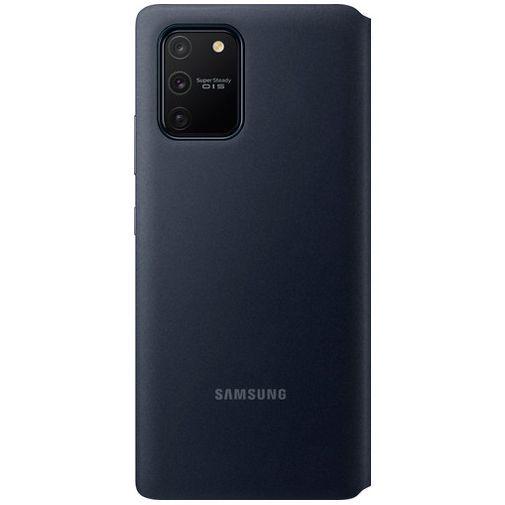 Productafbeelding van de Samsung S View Wallet Cover Black Galaxy S10 Lite