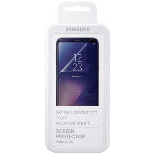 Productafbeelding van de Samsung Screenprotector Transparent Samsung Galaxy S8