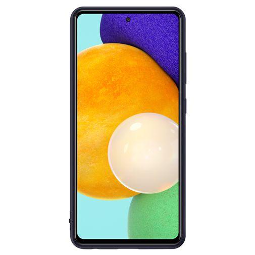 Productafbeelding van de Samsung Silicone Back Cover Zwart Samsung Galaxy A52