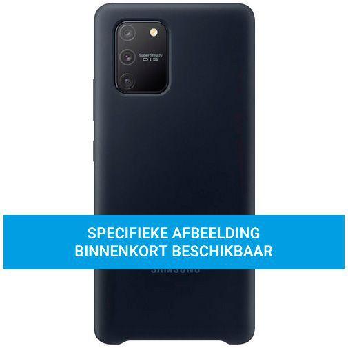 Productafbeelding van de Samsung Silicone Cover Blue Galaxy S10 Lite