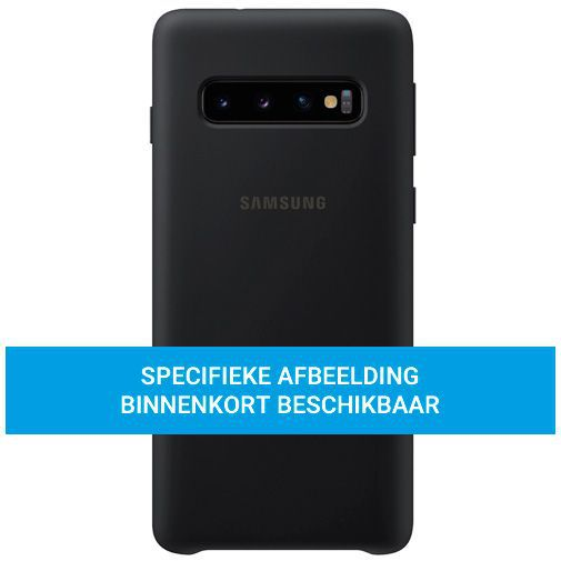 Productafbeelding van de Samsung Silicone Cover Mint Galaxy S20 Ultra