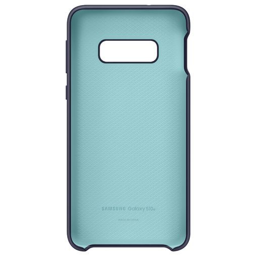 Produktimage des Samsung Silicone Cover Navy Galaxy S10e