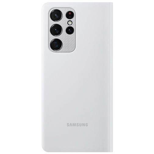 Productafbeelding van de Samsung Smart LED View PC Book Case Grijs Samsung Galaxy S21 Ultra