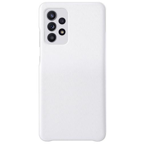 Productafbeelding van de Samsung Smart S View Wallet Kunststof Book Case Wit Samsung Galaxy A52