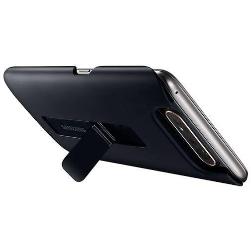 Productafbeelding van de Samsung Standing Cover Black Galaxy A80