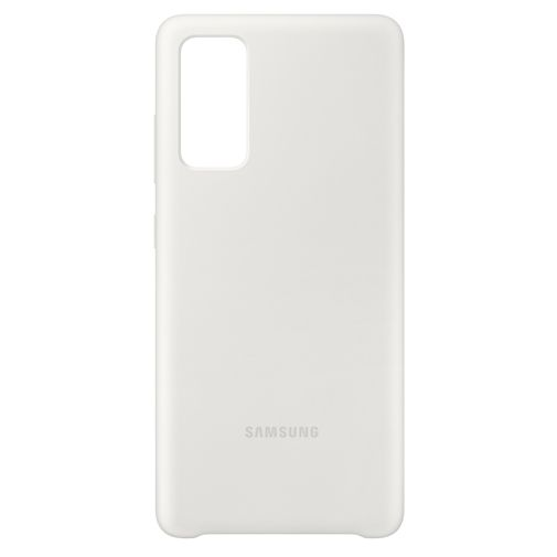 Productafbeelding van de Samsung TPU Silicone Cover Galaxy S20 FE Wit
