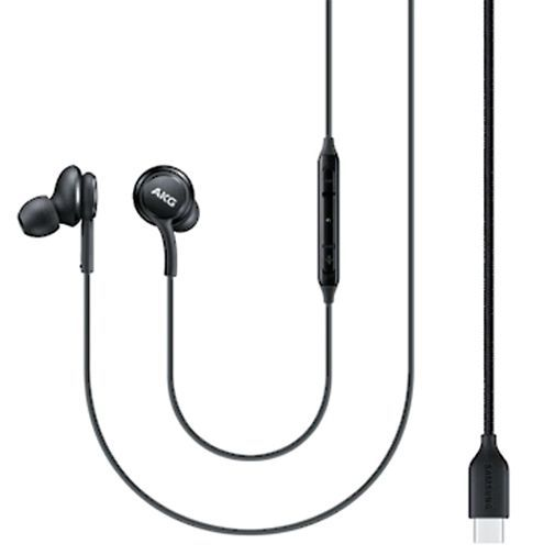 Produktimage des Samsung USB-C Kopfhörer EO-IC100 Schwarz