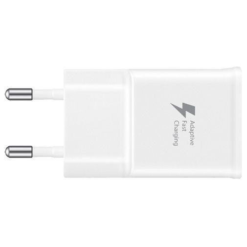 Productafbeelding van de Samsung USB Snellader + USB-C-kabel EP-TA20 White