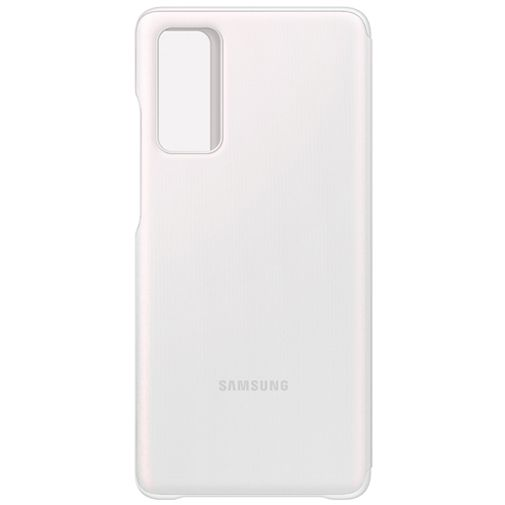 Productafbeelding van de Samsung Clear View Cover Samsung Galaxy S20 FE Wit