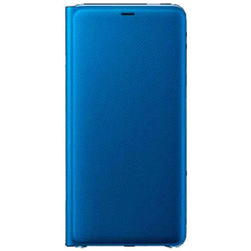 Productafbeelding van de Samsung Wallet Cover Blue Galaxy A9