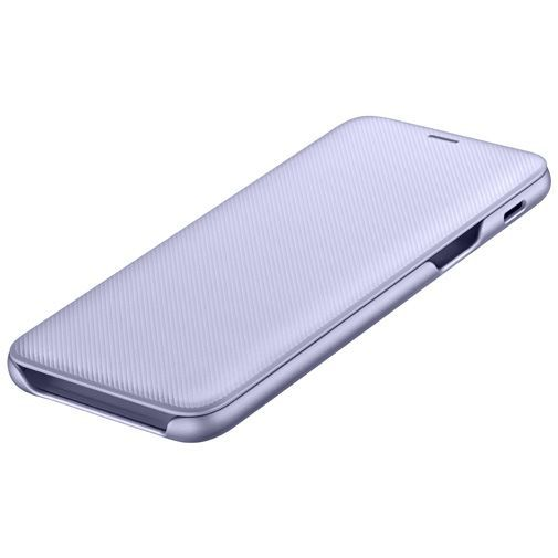 Produktimage des Samsung Wallet Cover Lila Galaxy A6