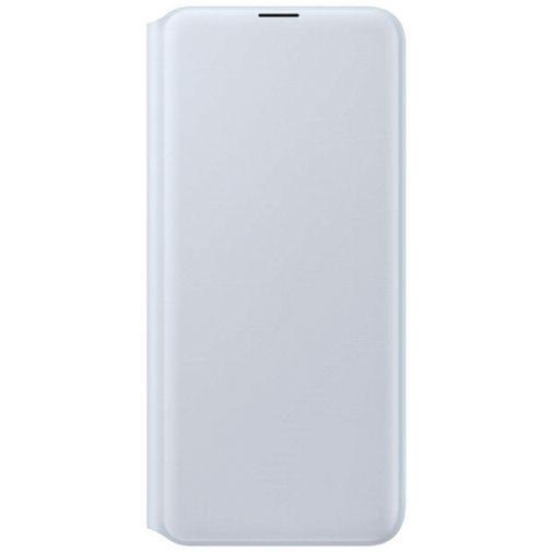Productafbeelding van de Samsung Wallet Cover White Galaxy A20e