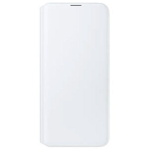 Productafbeelding van de Samsung Wallet Cover White Galaxy A30s