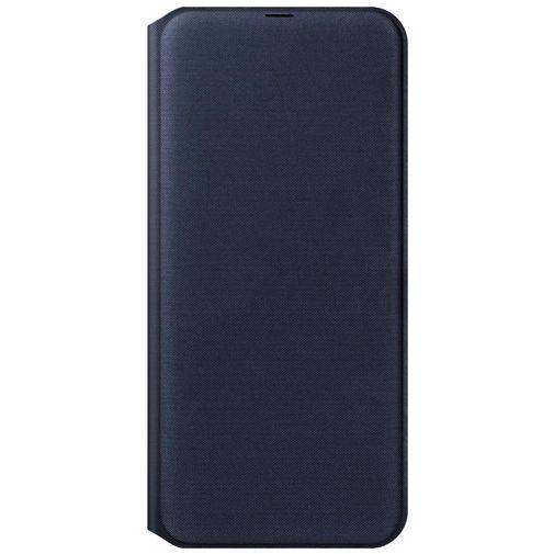 Productafbeelding van de Samsung Wallet Cover Black Galaxy A50