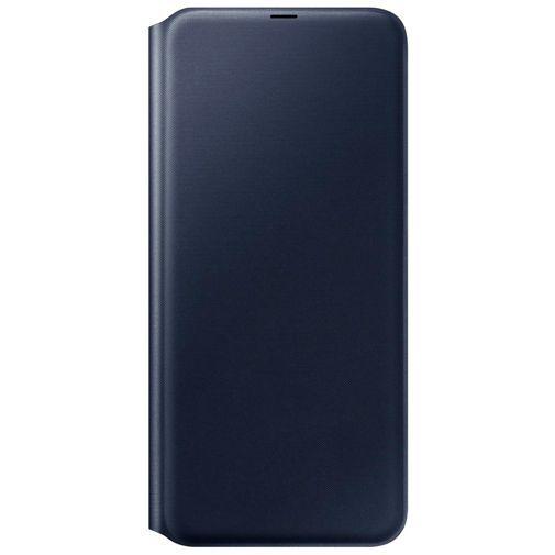 Produktimage des Samsung Wallet Cover Schwarz Galaxy A70