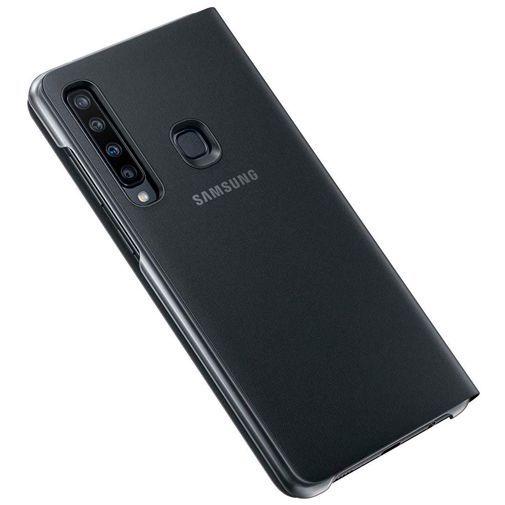 Produktimage des Samsung Wallet Cover Schwarz Galaxy A9