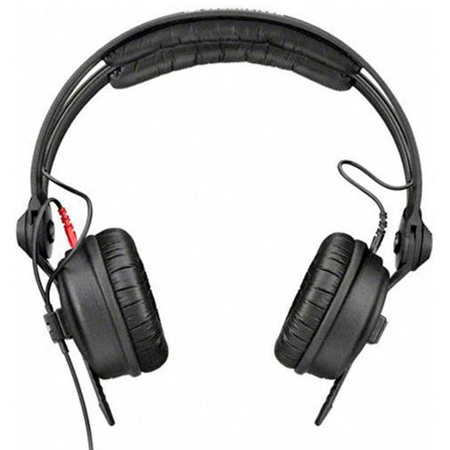 Productafbeelding van de Sennheiser HD 25-1-II Basic Edition Black