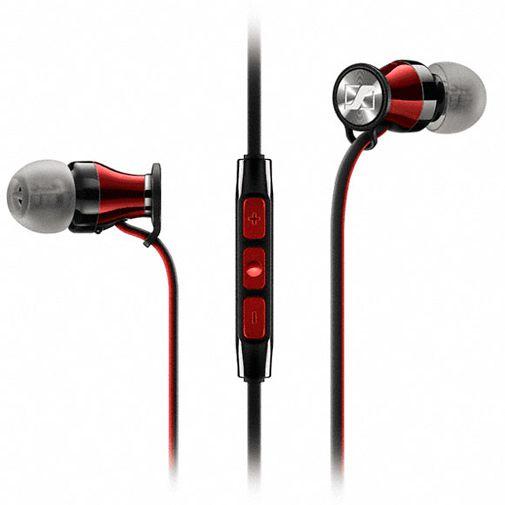 Productafbeelding van de Sennheiser Momentum In-Ear Android Red