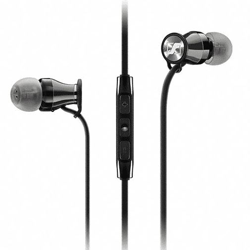 Productafbeelding van de Sennheiser Momentum In-Ear iOS Black