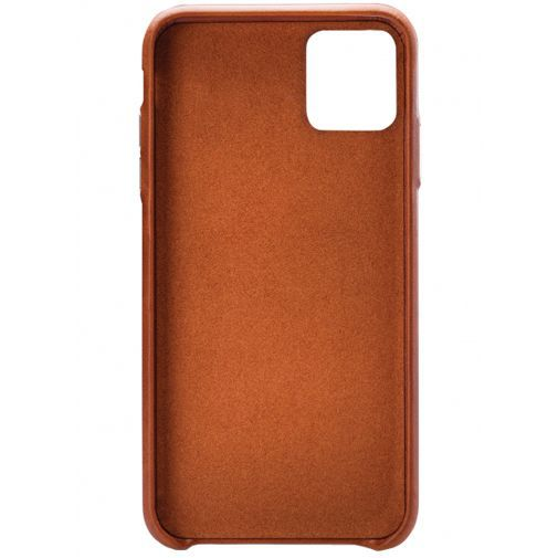 Productafbeelding van de Senza Desire Leather Cover + Card Slot Brown Apple iPhone 11 Pro